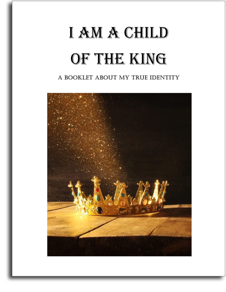 Identity Booklet Cover