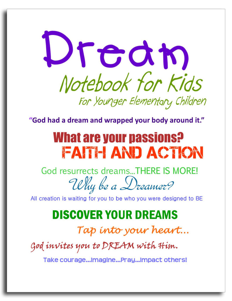 Dream Notebook Cover
